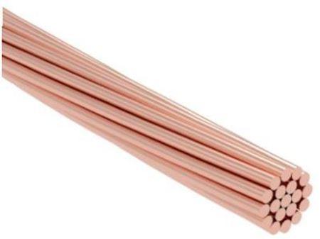 Bare Copper Wires